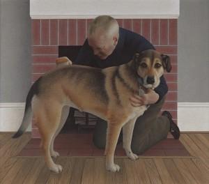 Man and Dog