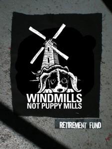 Puppy mill art